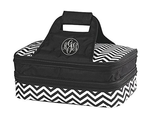 OAGear - Double Decker Casserole Keeper Carrier - Chevron Pattern