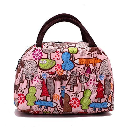 Woodland Lunch Bag