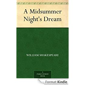 A Midsummer Night's Dream (English Edition)