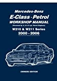 Mercedes-Benz E-Class Petrol Workshop Manual W210 & d'occasion  Livré partout en France