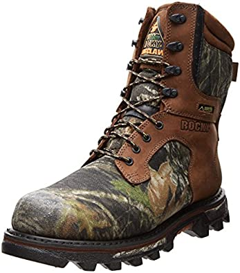 Buy Rocky Mens Bearclaw 3D Mobu Hunting Boot by Rocky