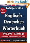 babelpoint 2015 - Englisch-Deutsches...