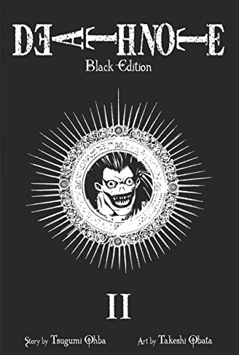 Death Note Black Edition, Vol. 2 (Death Note L Change The World compare prices)