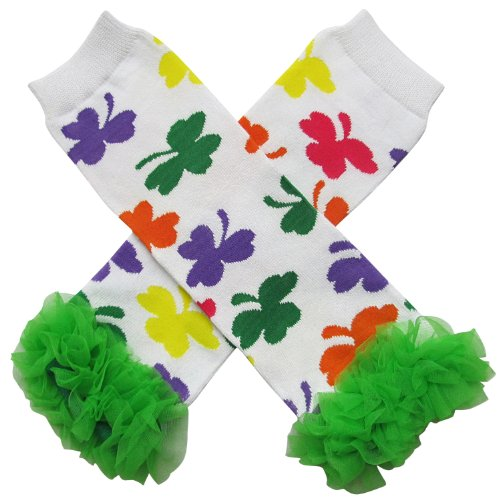 St Patricks Day Baby Outfit front-1056677