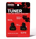 DAddario NS Micro Clip-On Tuner, 2 pack