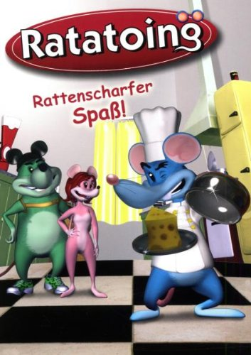 RATATOING - RATTENSCHARFER SPAß! [IMPORT ALLEMAND] (IMPORT) (DVD)