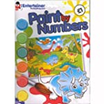 The Entertainer Paint By Numbers Set