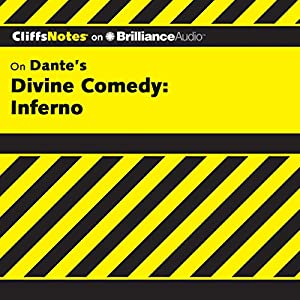 Divine Comedy - Inferno: CliffsNotes Audiobook