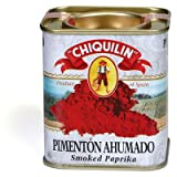 Chiquilin Smoked Paprika Tin 2.64oz ~ Chiquilin