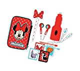 Disney Minni Mouse DS.Dsi and 3DS 10 in 1 Kit - Red (DSI-13010)