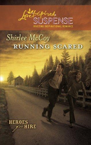 Image for Running Scared (Steeple Hill Love Inspired Suspense)
