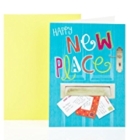 New Place Letterbox Greetings Card