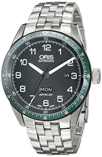Oris-Mens-73577064494SET-Artix-Analog-Display-Swiss-Automatic-Black-Watch