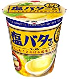 エースコック じわとろ 塩バター味ラーメン 89g×12個