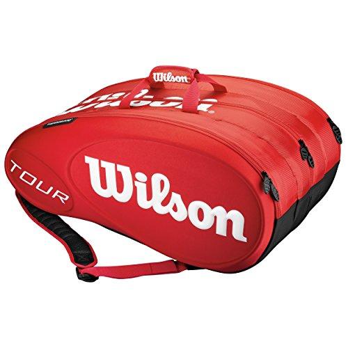 Wilson Schlägertasche Tour Molded Racketbag 15er