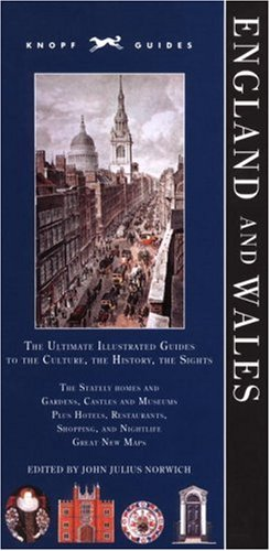 Knopf Guide: England and Wales (Knopf Guides)