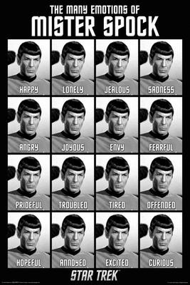 The Many Faces Of Doctor Spock