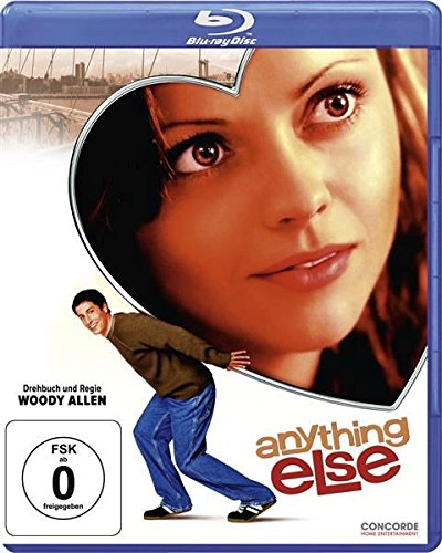 Anything Else [Blu-ray]