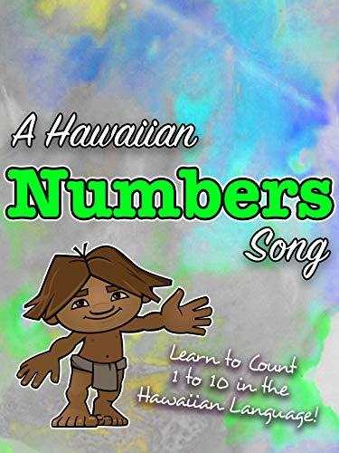 A Hawaiian Numbers Song