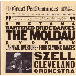 The Cleveland Orchestra - Smetana: Bartered Bride Dances / The Moldau / Dvorak: Carnival Overture / Four Slavonic Dances - Zortam Music