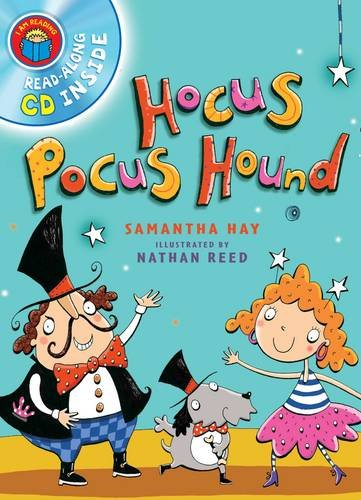 I Am Reading with CD: Hocus Pocus Hound