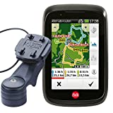Falk Outdoor-GPS Tiger Pro + zusätzlichem Fahrradhalter mit Kugelgelenk, Vorbaumontage