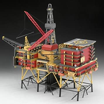 Revell Plate-forme pétrolière North Cormorant 8803 kit à monter