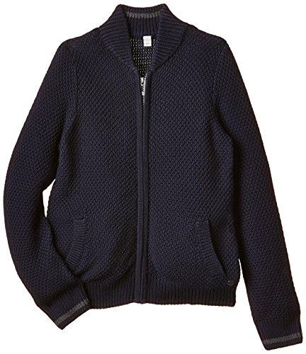 ESPRIT - 085EE8I003, Maglione per bambini e ragazzi, blu (navy), 8 anni (Taglia produttore:  128+)