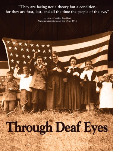 "essays through deaf eyes In ""through deaf eyes"" you will find a range of perspective on the question what is deafness this film is a balanced presentation of deaf experience i."