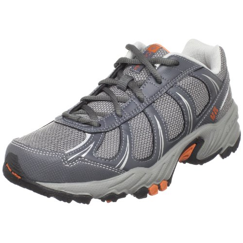 Columbia Women's Kaibab Plus Trail Running Shoe,Wild Dove/Flamingo,5 M US