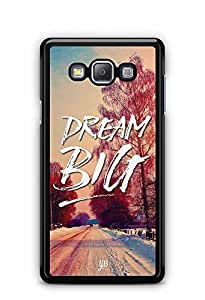 YuBingo Dream BIG Designer Mobile Case Back Cover for Samsung Galaxy A7 2016