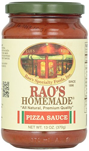 Rao's Homemade All Natural Pizza Sauce -13 oz