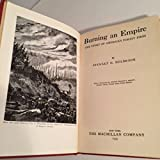 img - for Burning an empire,: The story of American forest fires, book / textbook / text book