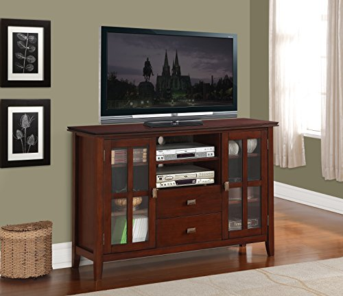 Simpli Home Artisan TV Stand, 54