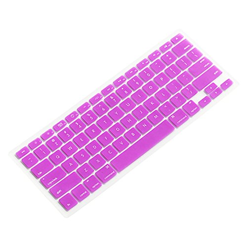 KEEPING Silicone Keyboard Cover for Macbook Pro 13