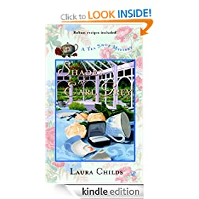 Shades of Earl Grey: Tea Shop Mystery Series, Book 3 (A Tea Shop Mystery)