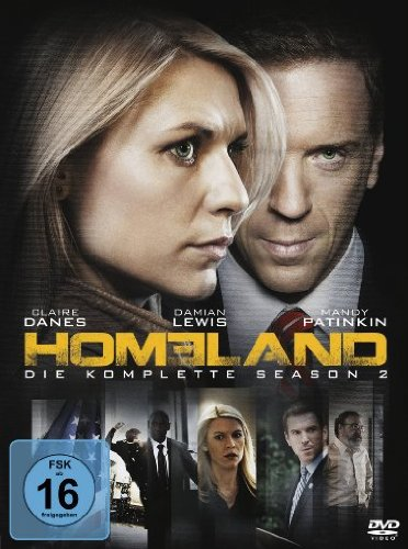 Amazon Deal: Homeland - Die komplette Season 2 DVD & Blu-ray
