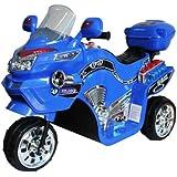 Lil' RiderTM Blue FX 3 Wheel Battery Powered Bike