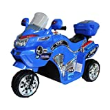 BSS - Lil RiderT FX 3 Wheel Battery Powered Bike - Blue