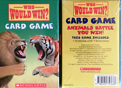 Who Would Win Card Game
