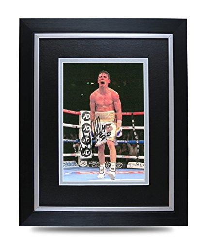anthony-crolla-signed-10x8-photo-framed-boxing-champion-memorabilia-autograph