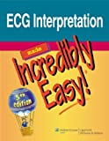 img - for By :ECG Interpretation Made Incredibly Easy! (Incredibly Easy! Series ) Fifth (5th) Edition (5/E) TEXTBOOK (non Kindle) [PAPERBACK] book / textbook / text book