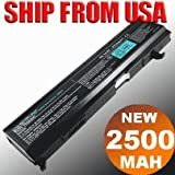 14.4v, 2200mAh, Li-ion, Replacement Laptop Battery for TOSHIBA Satellite Pro A100-532, Satellite Pro M70, Satellite Pro M70-134, TOSHIBA Dynabook, Equium, Satellite A, Satellite A105-S1010, Satellite A105-S1710, Satellite A105-S2710, Satellite A105-S2xxx, Satellite A105-S3610, Satellite A85, Satellite M105-S10xx, Satellite M115-S1000, Satellite M Series(fits selected models only), Compatible Part Numbers: PA3451U-1BRS, PABAS067