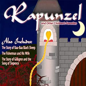 Rapunzel and Other Children's Favorites Audiobook