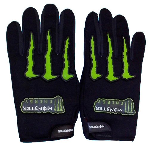 Monster New Monster Bike /Car Hand Gloves Designed For Comfort Driving (Black_X-Large)