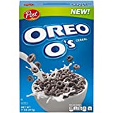 Post Oreo O's Breakfast Cereal, 11oz Box (2 Pack)