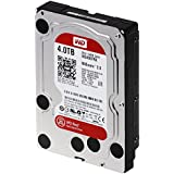 WD Red 4TB NAS Hard Drive: 1 to 8-bay RAID Hard Drive: 3.5-inch SATA 6 Gb/s, IntelliPower, 64MB Cache WD40EFRX