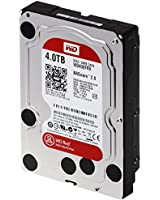 WD Red Disque dur interne (Bulk) NAS 4 To 3,5 pouces SATA intellipower