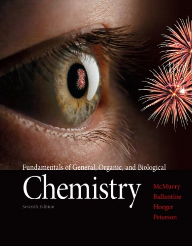 Fundamentals of General Organic & Biological Chemistry, Books a...