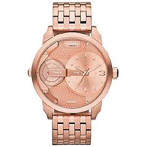 Reloj Diesel Mini Daddy Dz7318 Hombre Rosa